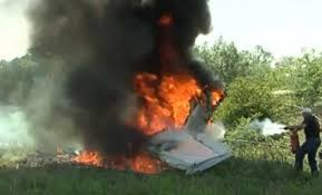 Zaluzani avio nesreca