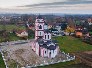 Mrcevci crkva