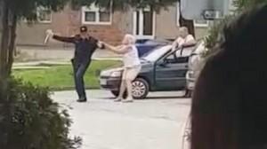 baka i policija
