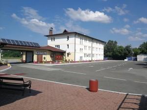 Motel Jezero