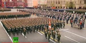 vojna parada