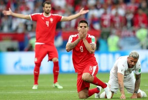 Group E Serbia vs Switzerland