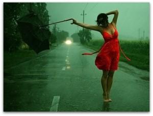 ArtSymphony_Raining pleasure... dancing queen!