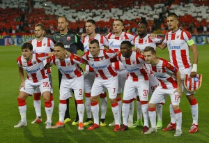 Serbia Soccer Champions League