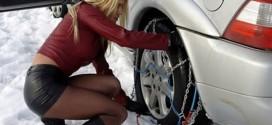 Šta ono biješe ZIMSKA OPREMA za automobile?