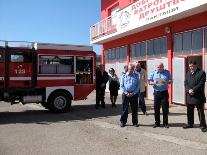 Novosti u Dobrovoljnom vatrogasnom društvu. I Trn dobija svoju jedinicu (VIDEO)