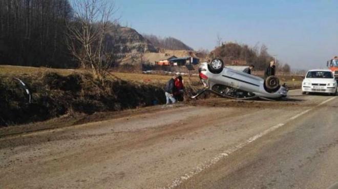 Saobraćajna nezgoda u Drugovićima