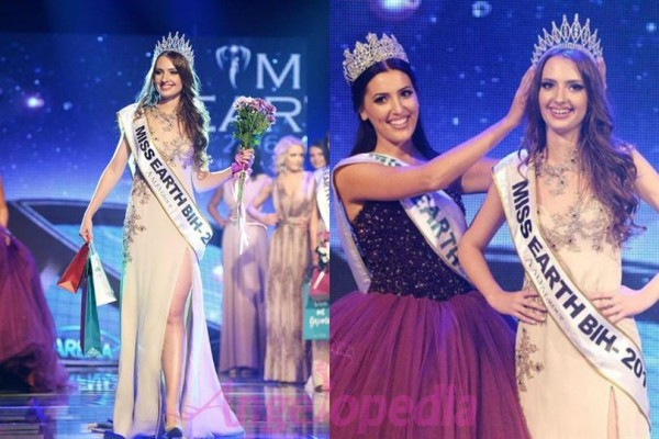 "Najbolje telo na svetu: Ivana Perišić iz Banjaluke ""Miss Model of the World"""