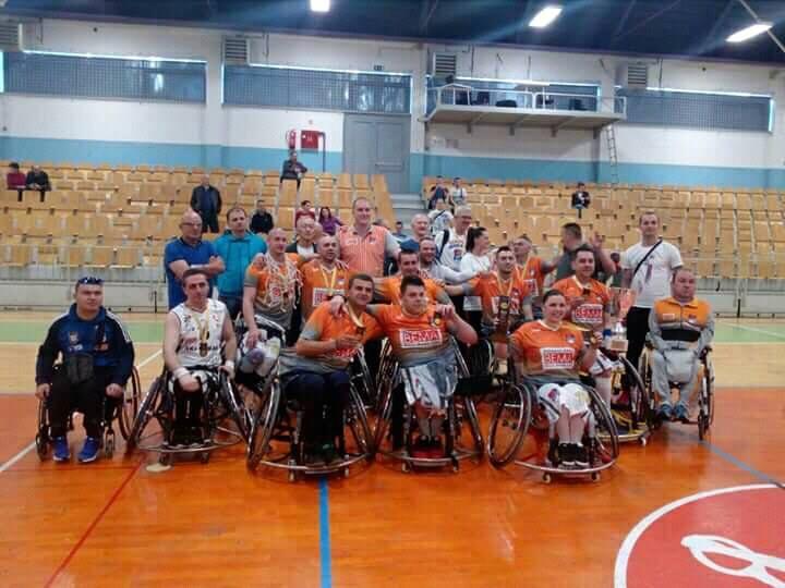 "KKI ""Vrbas"" osvojio petu uzastopnu titulu u NLB ligi"