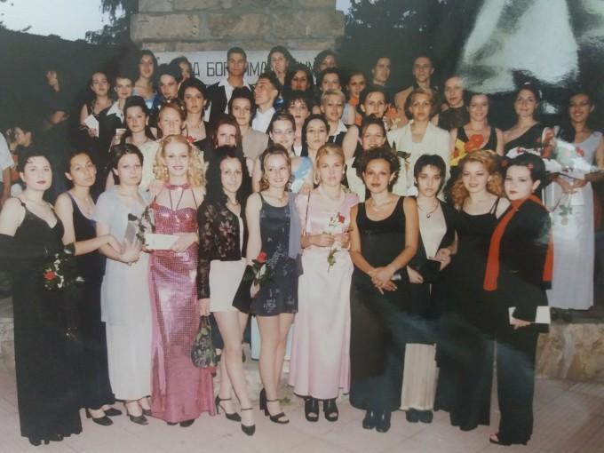 """Potraga za maturantima """"Ekonomske škole"""" Banja Luka, generacija 1997/98. godine"""
