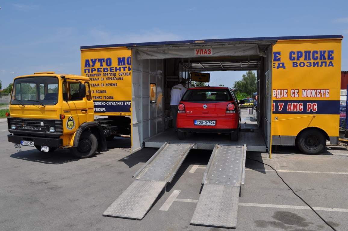 VOZITE LI ISPRAVAN AUTOMOBIL? Provjerite danas u Laktašima – BESPLATNO