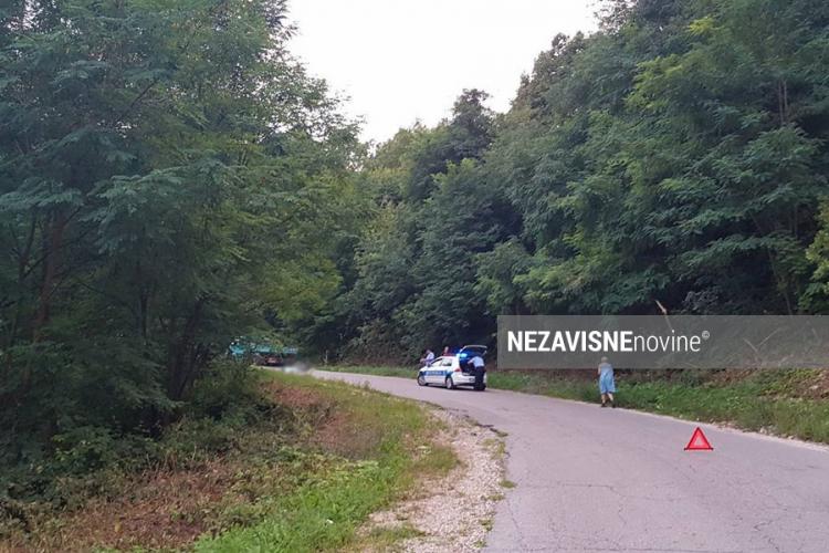 Slatina: Nastradao biciklista