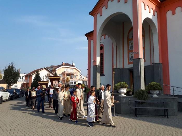 Laktaši: Obilježena krsna slava opštine