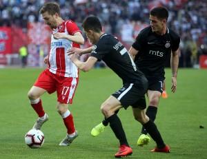 Red Star Belgrade vs Partizan Belgrade