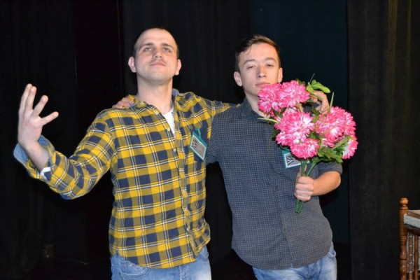 """""""Gluma, pozorište, knjiga i rad na sebi su odličan način da postaneš dobar čovjek"""" STEFAN I MLAĐEN ZNAJU ZAŠTO"""