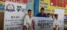 Judo klub Trn – Entering na takmičenju u Prnjavoru