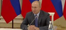 PUTIN: Ne dolaze u obzir termini roditelj 1 i roditelj 2, Rusi imaju oca i majku!