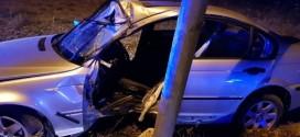 Glamočani: Saobraćajna nezgoda za vrijeme policijskog časa