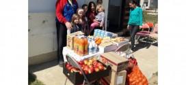 Članovi OKI Banjaluka i Laktaši pomogli osmočlanu porodicu